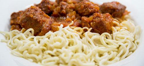 eeZee Instant Noodles –Beef Flavour