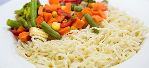 eeZee Instant Noodles – Vegetable Flavour