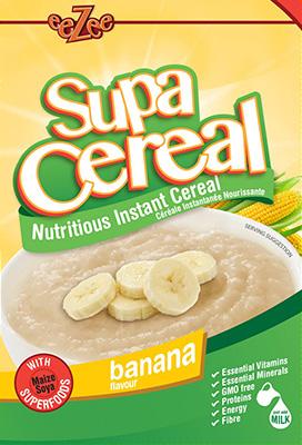 eeZee Supa Cereal Banana thumb