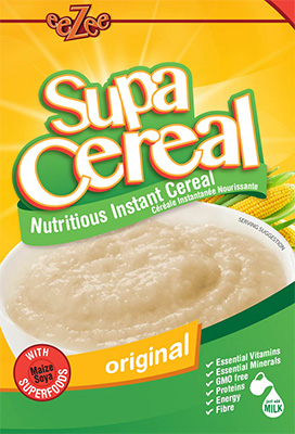 eeZee Supa Cereal Original thumb