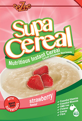 eeZee Supa Cereal Strawberry thumb